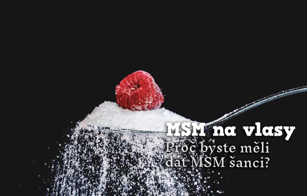 MSM a vlasy