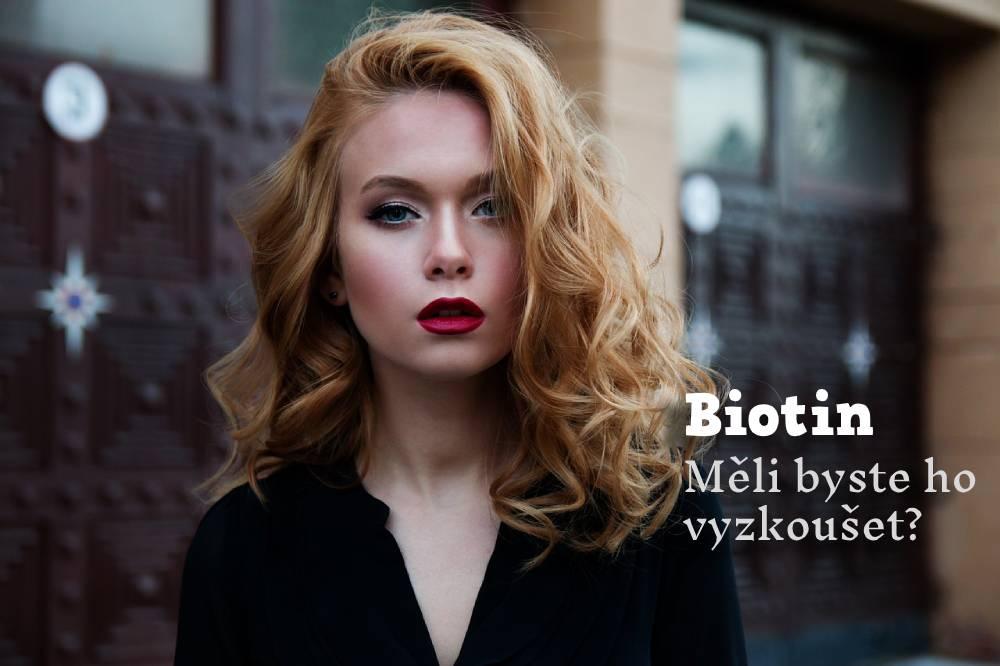 Biotin: Jednička v péči o vlasy