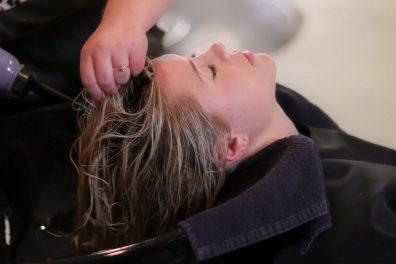 šampon na nekvalitní vlasy