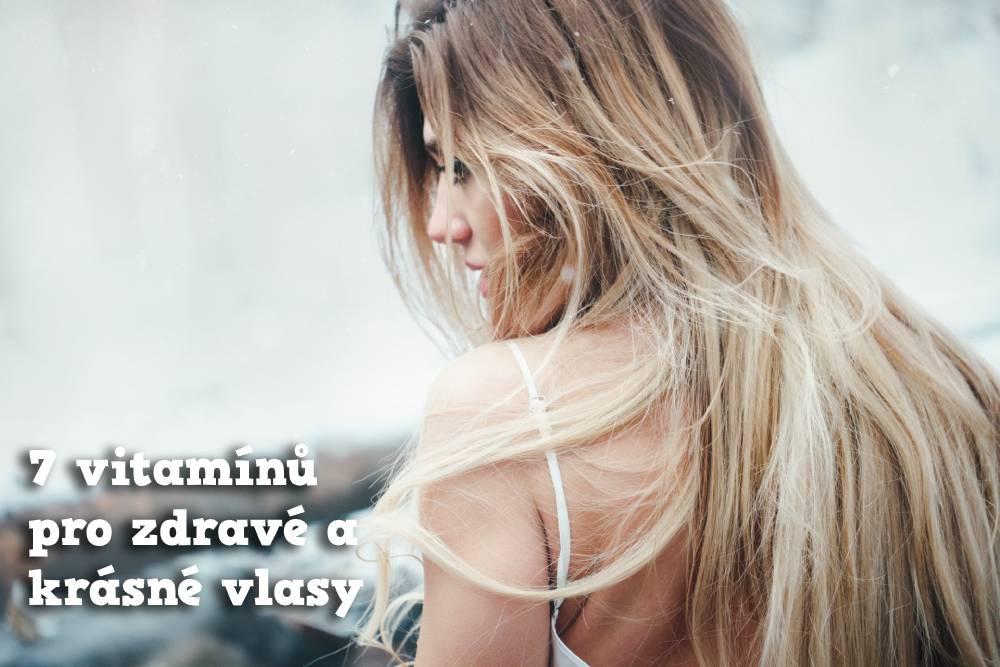 Vitamíny na vlasy